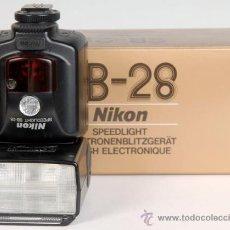 Cámara de fotos: NIKON FLASH SB-28. Lote 26213950