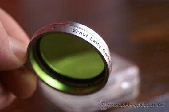 Cámara de fotos: Filtro Leica verde - Foto 2 - 23979961