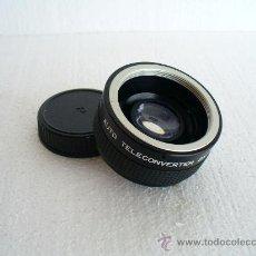 Cámara de fotos: TELECONVERTIDOR X2 DE ROSCA PARA PENTAX .ZENIT DE ROSCA.. Lote 26944529