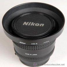 Cámara de fotos: NIKON AF-NIKKOR 20MM/2,8 D ¡FANTASTICO¡. Lote 26261262