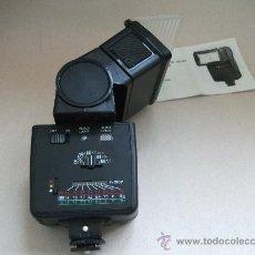 Cámara de fotos: FLASH ELECTRONICO BEIRETTE 820 AZ- EXCELENTE ESTADO -. Lote 27840802
