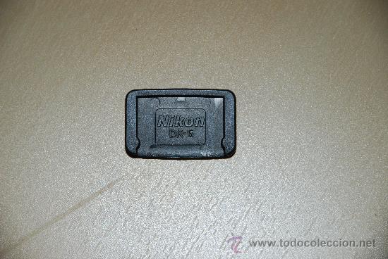 Cámara de fotos: Tapa ocular DK-5 de Nikon, para usar con disparador automatico - Foto 2 - 28127053