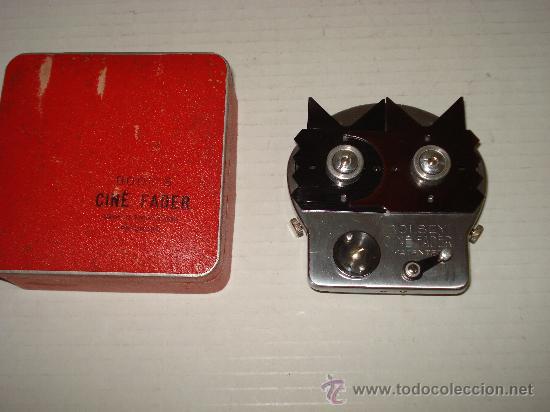 Cámara de fotos: Antiguo Instrumento de Fotografia o Cine con Mecanismo de Relojeria BOLSEY .Fabricado en SUIZA - Foto 2 - 28395391