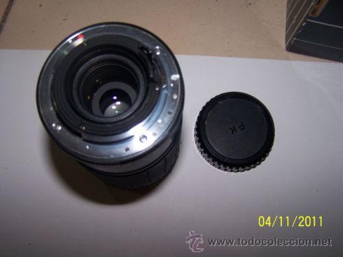Cámara de fotos: COSINA 70-210M 1:4.5-5.6 MC MACRO LENS 52 - Foto 3 - 28859511