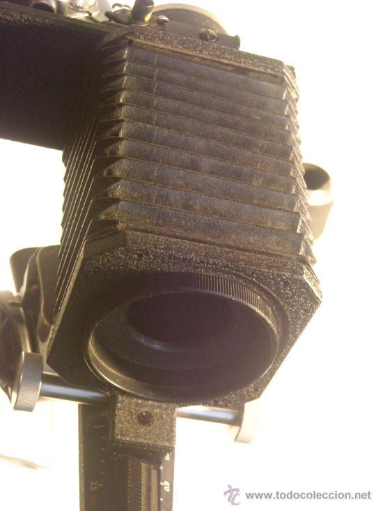 Cámara de fotos: leitz focaslide OOZAB y fuelle UXOOR elmar hektor para leica I II III lsm ltm m39 Años 50 perfectos - Foto 12 - 29327363