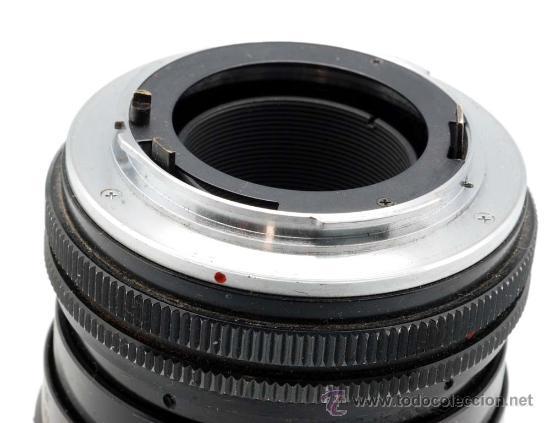 Cámara de fotos: Objetivo Yashica Lens DSB 75 150 Mm 1:3.9 - Foto 2 - 29393944