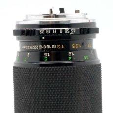 Cámara de fotos: OBJETIVO MC SOLIGOR ZOOM MACRO F 80 200 MM 1:4,5. Lote 29398678