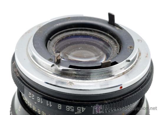 Cámara de fotos: Objetivo MC Soligor Zoom Macro F 80 200 Mm 1:4,5 - Foto 2 - 29398678