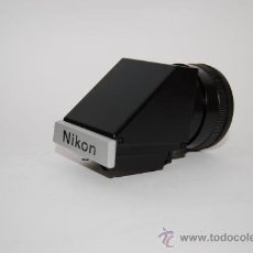 Cámara de fotos: 6X MAGNIFICATION FINDER FOR NIKON F2-VISOR DE 6X. Lote 30211602