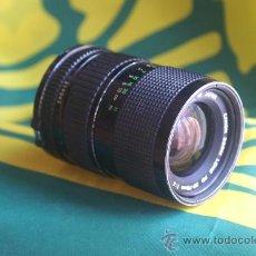 Cámara de fotos: ZOOM CANON 35-70 F:4. Lote 30265205
