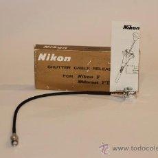 Cámara de fotos: NIKON AR-2. Lote 30301006