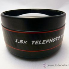 Cámara de fotos: TELEPHOTO 1.5X-DIAMETRO 49MM MARCA SEIMAX. Lote 30369928