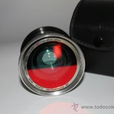 Cámara de fotos: IR TITANIUM SUPER WIDE MACRO LENS 0,42X. Lote 30378946