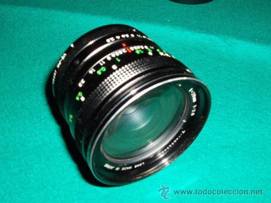 Cámara de fotos: Objetivo Upsilon f=28 mm 1:2.8 - Foto 2 - 30389699