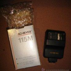 Cámara de fotos: FLASH ACHIEVER 115M PARA CAMARA FOTOGRAFICA.. Lote 30598534