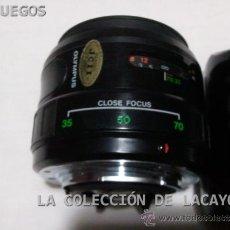 Cámara de fotos - OBJETIVO OLYMPUS OM-101 35-70mm - 30660208