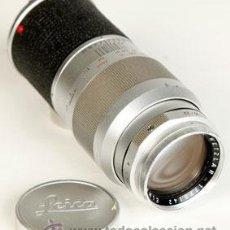 Cámara de fotos: LEITZ ELMAR M 135MM/4 - MADE IN GERMANY. Lote 30874182