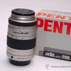 Cámara de fotos - Pentax FA 80-200mm 1:4,7-5,6 AF - 30897289