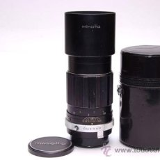 Cámara de fotos - Minolta MC TELE ROKKOR - QD 1 : 3,5 / 135 mm - 30983726