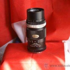 Cámara de fotos: ROKKOR 135 MM F:4 (MINOLTA). Lote 31011521