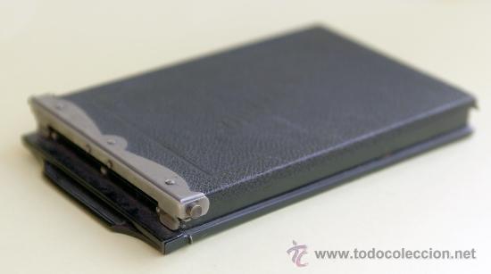 Cámara de fotos: Porta placas Voigtlander 8,5 X 11,5 cm - Foto 3 - 31202719