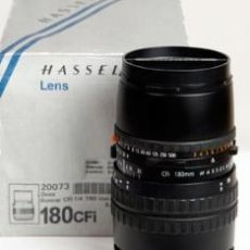 Cámara de fotos: HASSELBLAD CARL ZEISS SONNAR 180MM/4 CFI ¡IMPECABLE¡. Lote 31215287