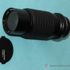 Cámara de fotos: ZOOM OSAWA MARK II - 100-200 MM./4,5 ( MONTURA PENTAX K ) - RICOH, COSINA,.... Lote 31296560