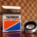 Cámara de fotos: TAMRON ADAPTALL-2 PARA MONTURA OLYMPUS-M. Lote 31356442