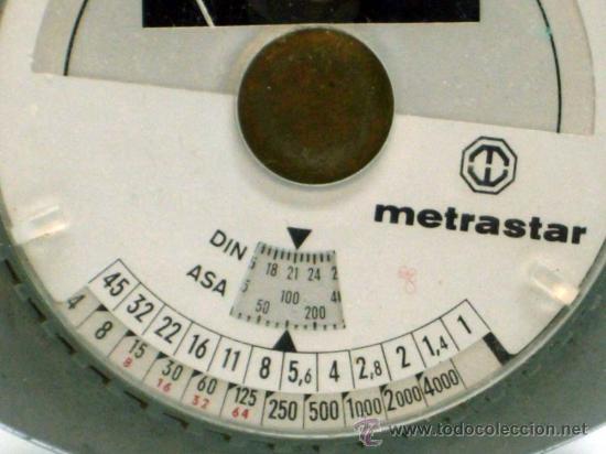 Cámara de fotos: Fotómetro Metrastar Metrawatt AG Nürnberg Germany no funciona - Foto 2 - 31456995
