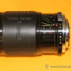 Cámara de fotos: ZOOM VIVITAR - SERIE 1 DE 28-105 MM./2,8-3,8 - MACRO / YASHICA-CONTAX / PARA REPARAR. Lote 31609142