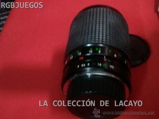 Cámara de fotos: OBJETIVO SAMYANG 70 - 210 mm f.4.0 - 5.6 ZOM PARA YASHICA - Foto 3 - 31923996
