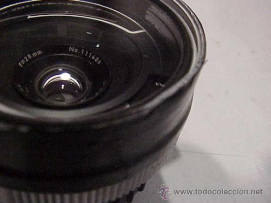 Cámara de fotos: objetivo 35 mm para nikonos - Foto 2 - 32541112