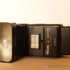Cámara de fotos: FLASH FALCON 460 TFZ / FUNCIONANDO / . Lote 34484875