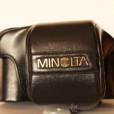 Cámara de fotos: MINOLTA CF 73 / FUNDA PARA LAS CAMARAS MINOLTA MAXXUM 5000 Y 7000 / . Lote 35531380