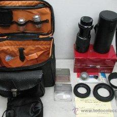 Cámara de fotos: COMPLEMENTOS PARA CAMARA. Lote 35533135