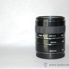 Cámara de fotos - Kenko Extension Tube montura Sony/Minolta AF - 35702125