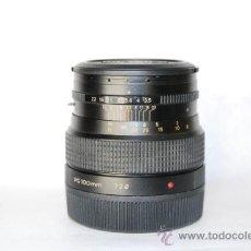 Cámara de fotos: ZENZANON-PG 100MM 1:3,5. Lote 35704825