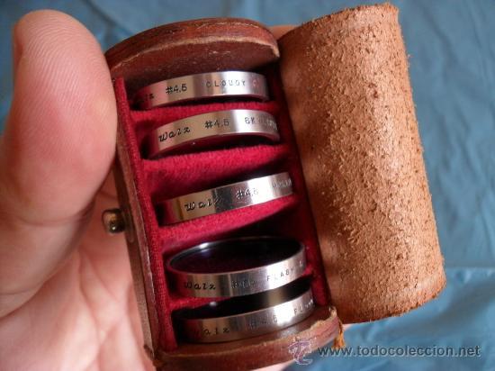 Cámara de fotos: estuche filtros fotografia,camara antigua,foto - Foto 4 - 36255484