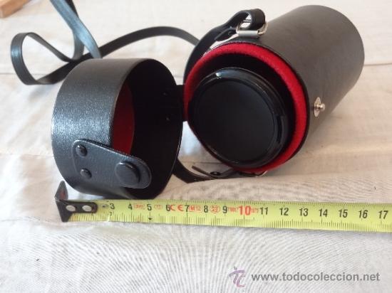 TOPMAN MC ZOOM/C-MACRO F/4.5 80-200 (Cámaras Fotográficas Antiguas - Objetivos y Complementos )