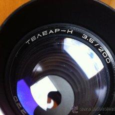 Cámara de fotos - OBJETIVO KIEV TELEAR-N 3.5/200 para NIKON F - 36614410