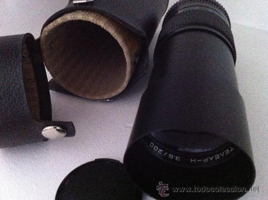 Cámara de fotos: OBJETIVO KIEV TELEAR-N 3.5/200 para NIKON F - Foto 6 - 36614410