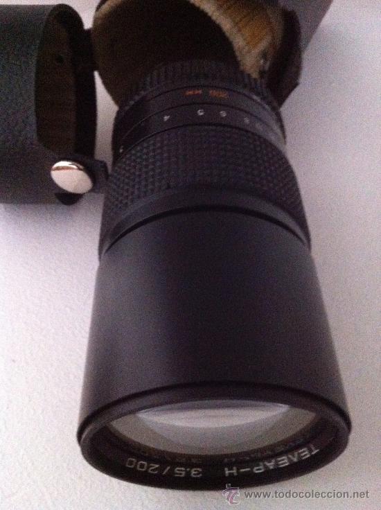 Cámara de fotos: OBJETIVO KIEV TELEAR-N 3.5/200 para NIKON F - Foto 4 - 36614410