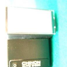 Cámara de fotos: FLASH CHINON AUTO S 250 - AUTOMATICO Y MANUAL . ISO 25-1000 -1M A 18 M. -DIFUSOR -PERFECTO -AÑO 1990. Lote 36889200