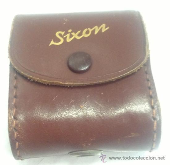 FUNDA FOTÓMETRO SIXON - CAR80 (Cámaras Fotográficas Antiguas - Objetivos y Complementos )
