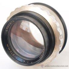 Cámara de fotos: OBJETIVO AMPLIADORA RODENSTOCK YSARON 210MM F4.5 . Lote 38355003