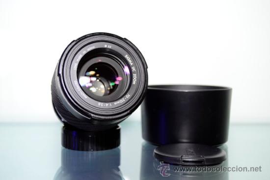 Cámara de fotos: Sigma Zoom 70-210mm 1:4-5,6 montura Pentax K - Foto 2 - 38620998