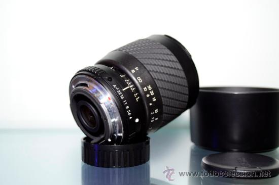 Cámara de fotos: Sigma Zoom 70-210mm 1:4-5,6 montura Pentax K - Foto 3 - 38620998