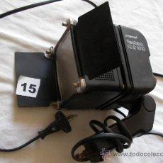 Cámara de fotos: FOCO REFLECTA - FLECTALUX GLS 1010 - 50 HZ 1000W F 6,3 A - EN BUEN ESTADO. Lote 38664958