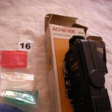 Cámara de fotos: ANTIGUO FLASH ELECTRONICO PARA CAMARAS FOTOS MODELO ACHIEVER MOD. 828 . Lote 38774182