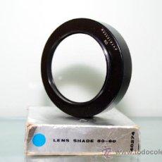 Cámara de fotos: HASSELBLAD METAL LENS SHADE (40274). Lote 39123432